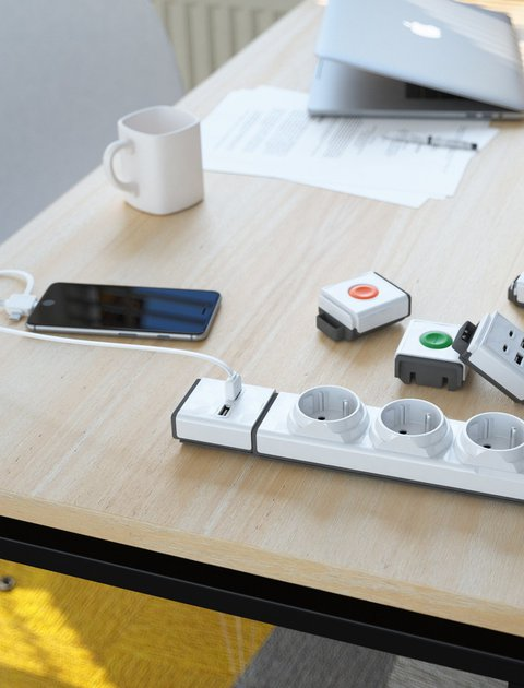 PowerStrip Modular Switch