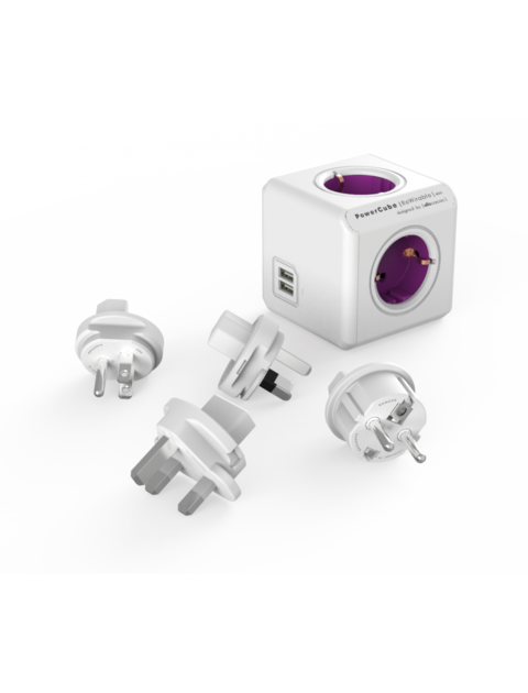 PowerCube | ReWirable USB |
